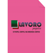 Papel Color Plus - Rosa Pink (Cancun) - 180g 30x60 - 21 Folhas