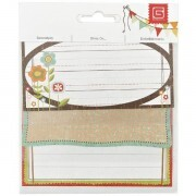Cards Transparentes - Serendipity & Shine On - Basic Grey