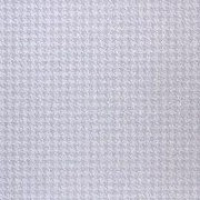 Papel Glitter Pow American Crafts - Silver Houdstooth