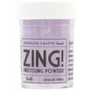 Pó para Emboss - Zing Embossing Powder - Thistle