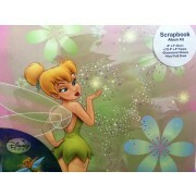 Álbum Kit Tinker Bell - 20,32x20,32cm - Ek Sucess