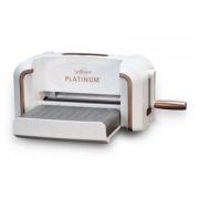 Máquina para Emboss e Corte A5 - Platinum Die Cutting and Embossing Machine - Spellbinders