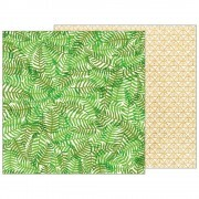 Papel Patio Party Collection - Ferns - 180gr - 30,5x30,5