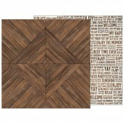 Papel Patio Party Collection - Panels - 180gr - 30,5x30,5