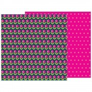 Papel Patio Party Collection - Tulips - 180gr - 30,5x30,5