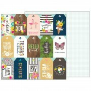 Papel Patio Party Collection - Just for You - 180gr - 30,5x30,5