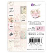Kit Cartões - Love Story Collection - 3 x 4 Journaling Cards