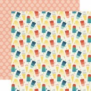 Papel Sweet Treat - Good Day Sunshine Collection 30,5x30,5 - Echo Park