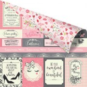 Papel Sassiness Galore - Julie Nutting Collection 30,5x30,5