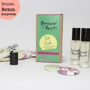 Kit Perfume para Papel Kids - 3 Aromas de 15 ml cada