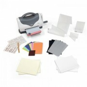 Máquina Sizzix Texture Boutique Embossing Machine Beginners Kit