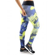 Calça Legging Sublimada Rock Your Body Mama Latina