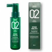 [AMORE PACIFIC - AMOS]  Scalp 02 Feel the GREEN TEA Enhancing Tonic 80ml