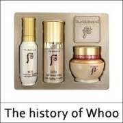 The History of Whoo Bichup 3 Step Special Gift Kit