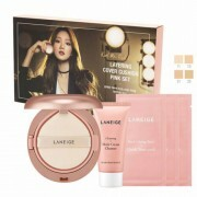 Laneige Layering Cover Cushion Pink Set