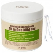 [PURITO] Centella Green Level All In One Mild Pad -70pds /130ml