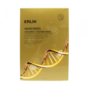 [ ERLIN ] Soothing Coconut Repair Mask - 30g