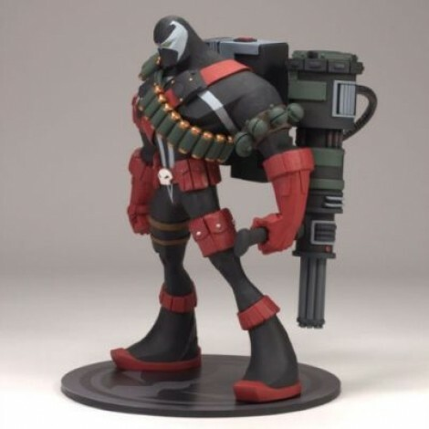 The Adventures of Spawn 2 Commando Spawn X - McFarlane Toys