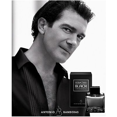 Seduction In Black Masculino Eau de Toilette - Antonio Banderas