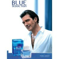 Blue Seduction Masculino Eau de Toilette - Antonio Banderas