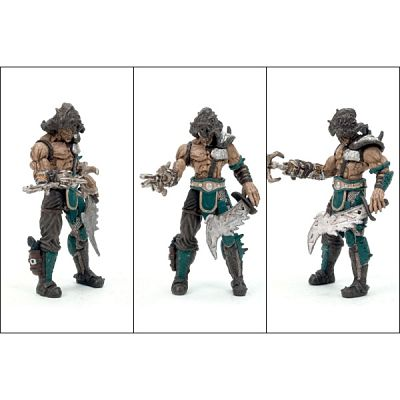 Mini Trading Figures Gate Keeper - McFarlane Toys