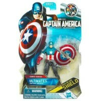Capitão América The First Avenger Ultimates - Hasbro