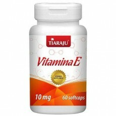 Vitamina E 60 Softcaps - Tiaraju
