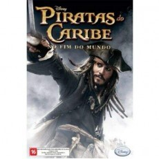 Game Piratas do Caribe 3 No Fim de Mundo PC DVD-ROM Disney