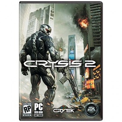 Game Crysis 2 - Edição Limitada - PC DVD ROM - Electronic Arts