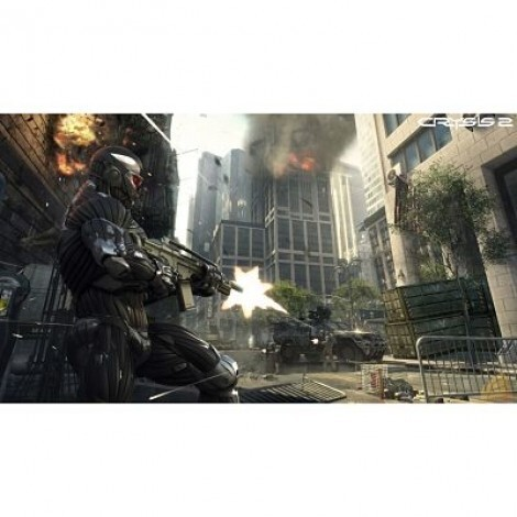 Game Crysis 2 - Edição Limitada - PC DVD ROM Electronic Arts