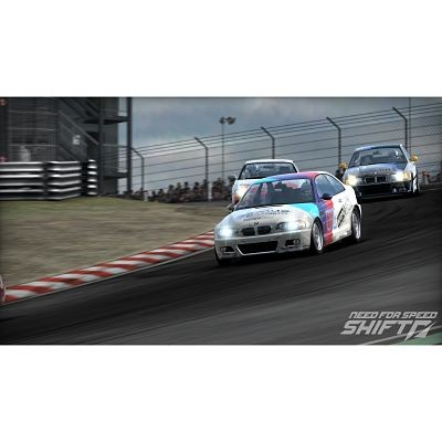 Game Need for Speed Shift - PC DVD ROM - Electronic Arts