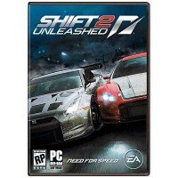 Game Shift 2 Unleashed PC DVD ROM - Electronic Arts