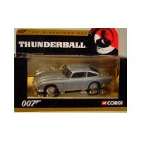 Aston Martin DB5 James Bond 1:36 - Corgi