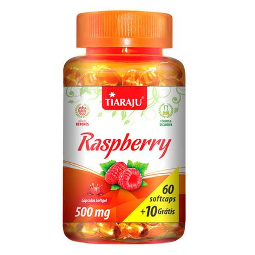 Raspberry 500 mg Softcaps - Tiaraju