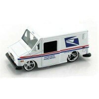 Veículo USPS Long Life Vehicle Dub City 1:64 - Jada Toys
