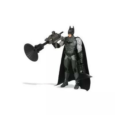 Batman The Dark Knight Figuras Básicas Explosão Sonar - Mattel