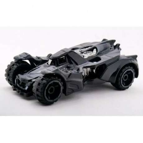 Batman Arkham Knight Batmobile 1:64 - Hot Wheels
