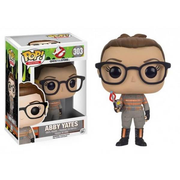 POP Movies: Ghostbusters 2016 - Abby Yates
