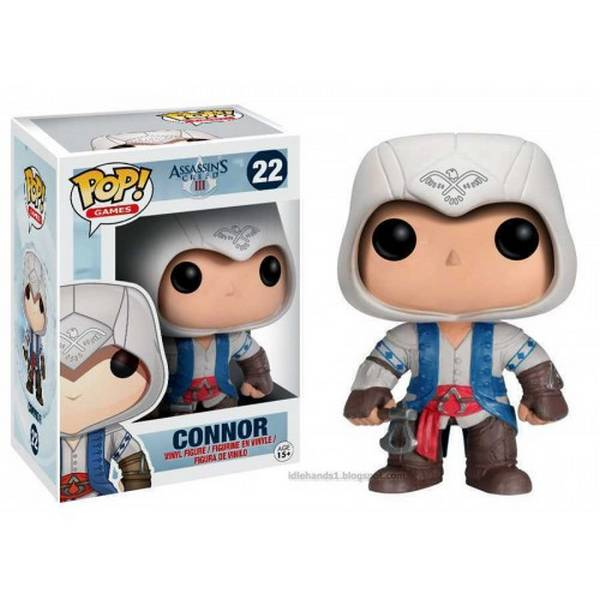 POP Games: Assassins Creed - Connor