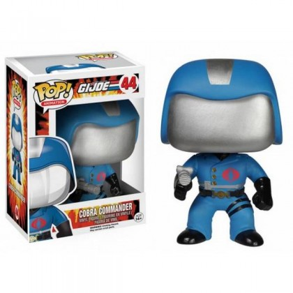 POP TV: G.I. Joe - Cobra Commander