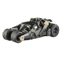 The Dark Knight Batmobile Batmovel Tumbler Escala 1:50 - Hot Wheels