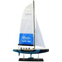 Veleiro American Cup One World 76 - BX-335 - Nusadua