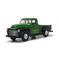 John Deere Chevy Pickup 1950 1:64 - Johnny Lightning