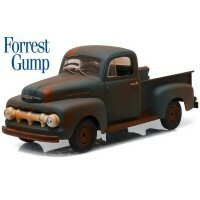 1951 Ford F-1 do Filme Forrest Gump 1/18 - Califórnia Toys