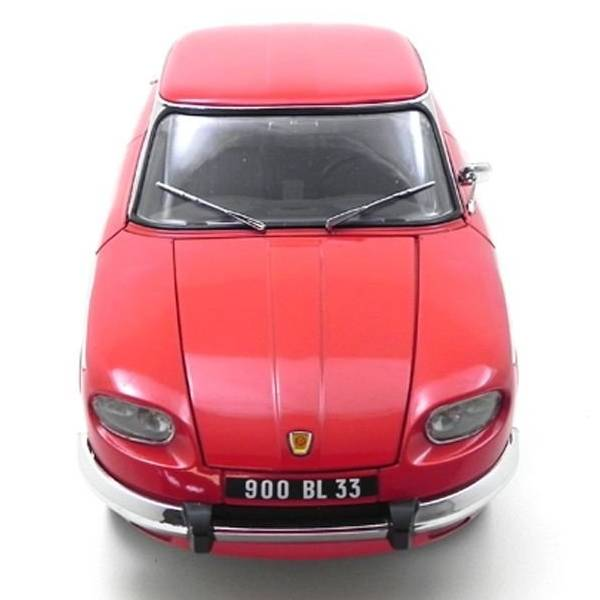 1964 Panhard 24CT Red 1/18 - Califórnia Toys