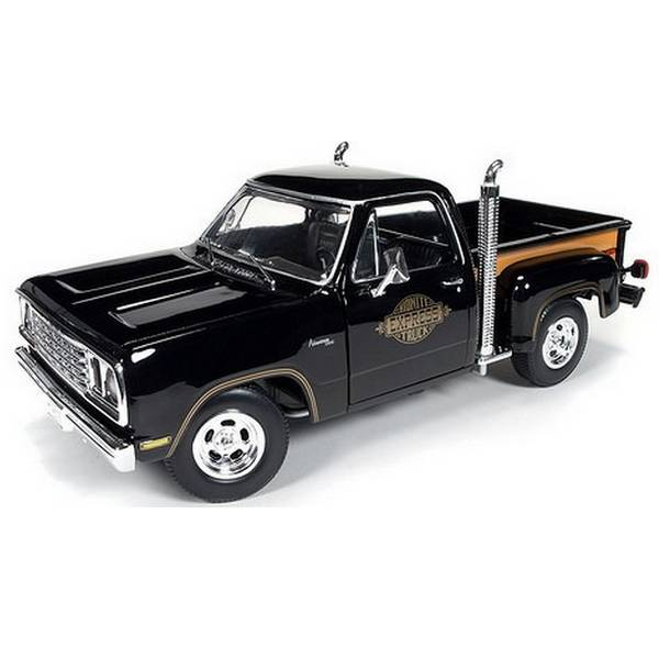 1978 Dodge Midnight Express Truck 1/18 - Califórnia Toys