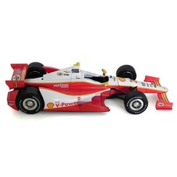 2012 F-Indy Helio Castroneves 1/18 - Califórnia Toys
