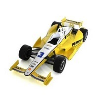 2012 F-Indy Helio Castroneves Penske1/18 - Califórnia Toys