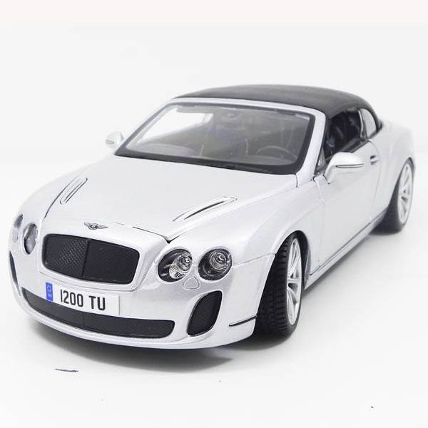 Bentley Continental C/Capota 1/18 - Califórnia Toys