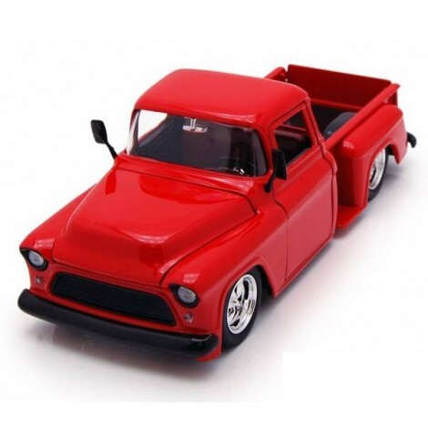 Chevy Step Side Pick Up 1955 1/24 - Jada Toys